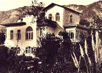 Chekhov's museum in Yalta (White cottage)
